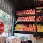 Horeca interieur op maat Siebendesign maatwerk Pizzani Geldrop pizza vakmanschap industrieel interieur